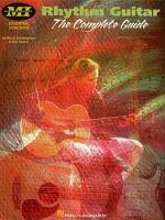 Rhythm Guitar (Guitar Instruction)