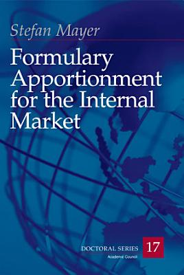 Formulary Apportionment for the Internal Market PDF