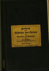 Handbuch zum Abstecken von Curven auf Eisenbahn- u. Wegelinien
