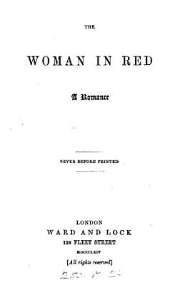 The Woman in Red  a Romance PDF