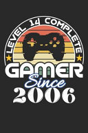 Level 14 Complete Gamer Since 2006