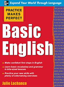 Practice Makes Perfect  Basic English PDF