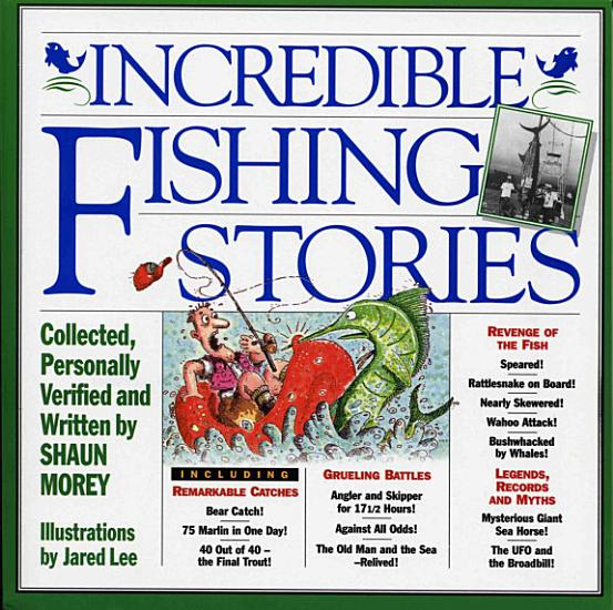 Incredible Fishing Stories PDF