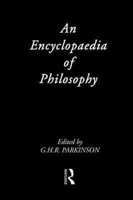 An Encyclopedia of Philosophy PDF
