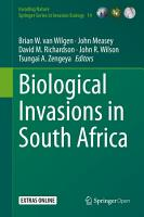 Biological Invasions in South Africa PDF