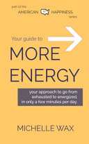 Your Guide to More Energy