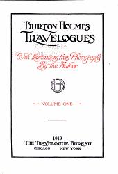 Burton Holmes Travelogues: Volume 1