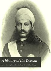 A History of the Deccan: Volume 1