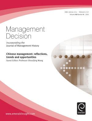 Chinese Management
