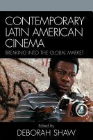 Contemporary Latin American Cinema PDF