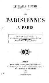 Le diable à Paris: les Parisiennes à Paris