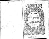 X.-XII. livre[s] de chansons pour dancer et pour boire