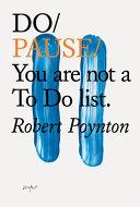 Do Pause Book