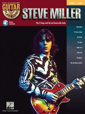 Steve Miller: Guitar Play-Along, Volume 109