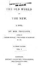 The Old World and the New PDF