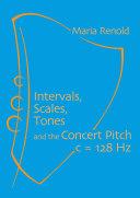 Intervals, Scales, Tones
