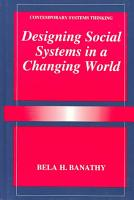 Designing Social Systems in a Changing World PDF