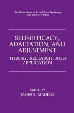 Self Efficacy  Adaptation  and Adjustment PDF