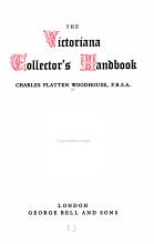 The Victoriana Collector s Handbook PDF