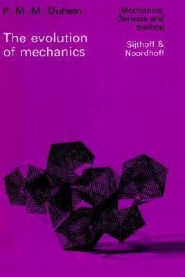 The Evolution of Mechanics PDF