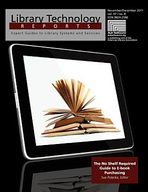 The No Shelf Required Guide to E book Purchasing