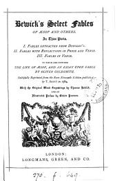 Bewick's select fables of Æsop and others