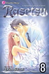 Rasetsu: Volume 8