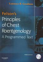 Felson s Principles of Chest Roentgenology PDF