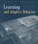 Learning and Adaptive Behavior PDF