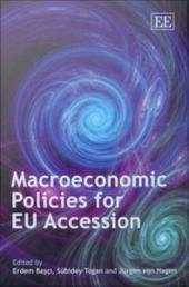 Macroeconomic Policies for EU Accession