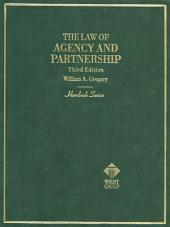 Law of Agency and Partnership, 3d (Hornbook Series): Edition 3