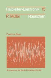 Rauschen: Zweite, überarbeitete und erweiterte Auflage, Ausgabe 2