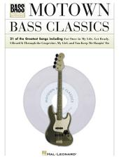 Motown Bass Classics (Songbook)