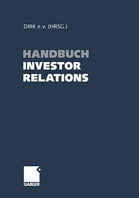 Handbuch Investor Relations PDF