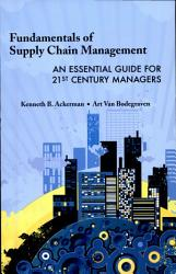 Fundamentals Of Supply Chain Management Book PDF