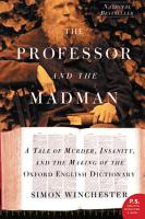 The Professor and the Madman PDF