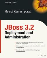 JBoss 3 2 Deployment and Administration PDF