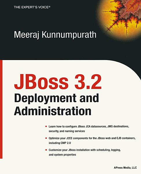 JBoss 3 2 Deployment and Administration
