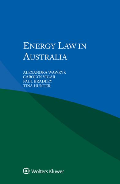Energy Law in Australia