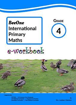 BeeOne Grade 4 Math Workbook 2020 Edition PDF