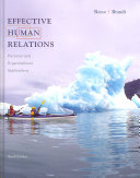 Effective Human Relations  Personal and Organizational Applications PDF