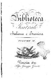 Biblioteca teatrale italiana e straniera. Volume 1.-: Volume 11, Volume 11