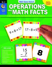 Math Games Galore: Operations and Math Facts, Gr. 2, eBook: Operations and Math Facts Ebook