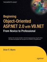 Beginning Object Oriented ASP NET 2 0 with VB  NET PDF