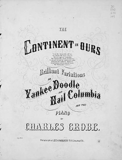 Yankee doodle PDF