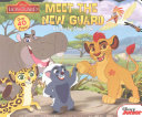 The Lion Guard  Meet the New Guard Book