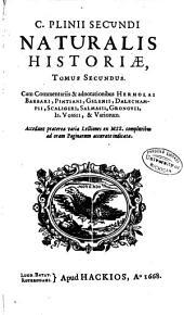 Naturalis historiae: Volume 2