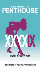 Letters to Penthouse XXXXIX: Sinful Sexxxploits