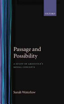 Passage and Possibility