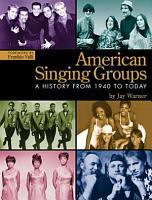 American Singing Groups PDF